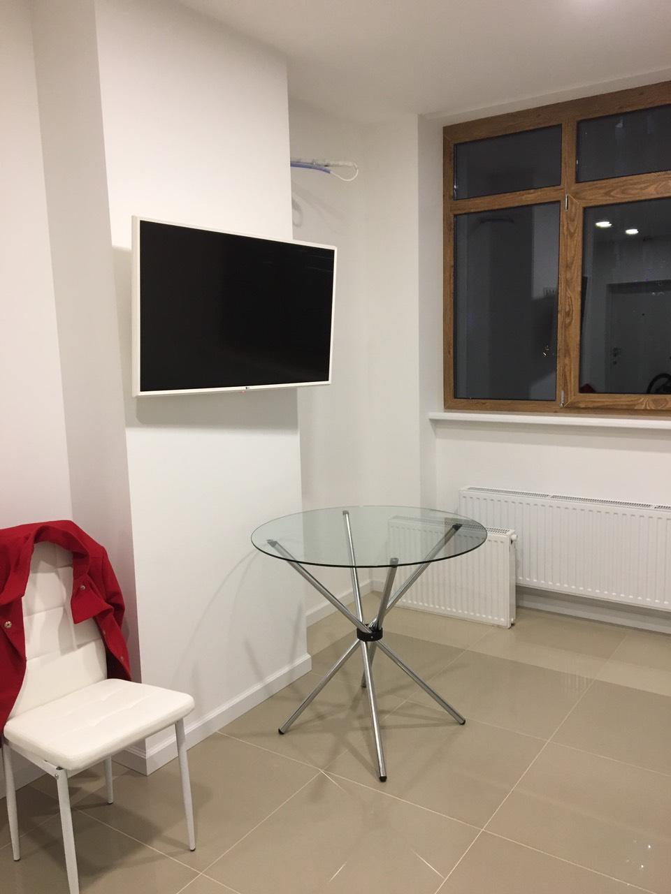 Косметический ремонт квартиры-студии 20-30 кв.м.